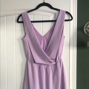 Backless Spring Dress